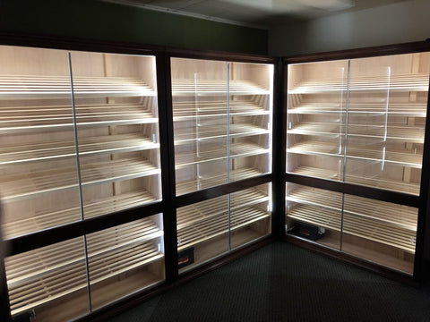 Sovereign XXL Commercial & Retail Humidor Cabinet