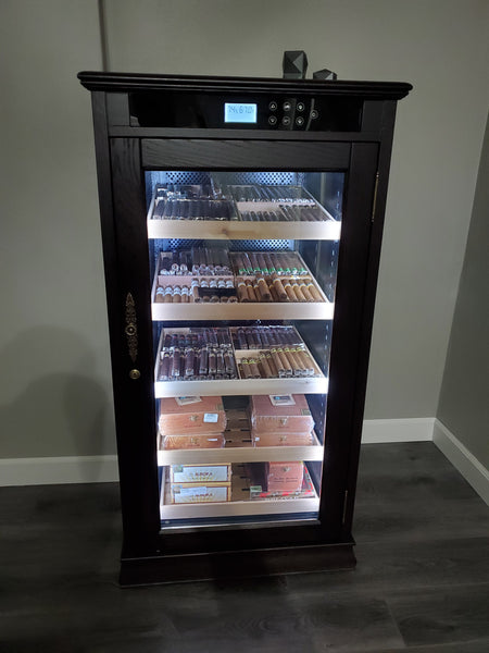 The Redford Electronic Cabinet Humidor