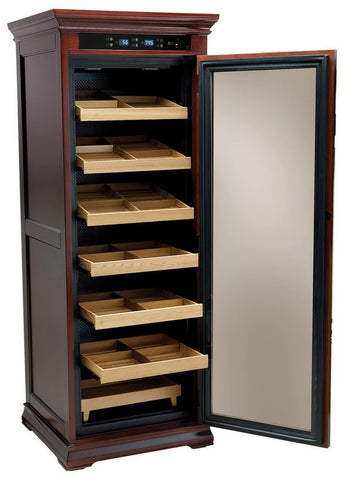 The Remington Electronic Humidor Cabinet