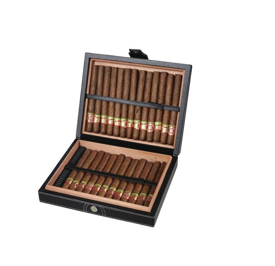 A travel humidor from a cigar humidors online site