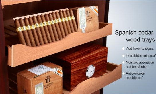 C230A Electronic Humidor Cabinet