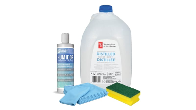 Humidor Cleaning Supplies