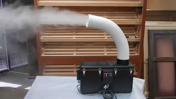 Ultrasonic Commercial Electronic Humidifier for Walk-In Humidors
