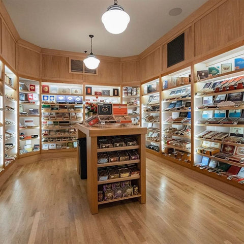 Walk in humidor Material For a Walk in Humidor