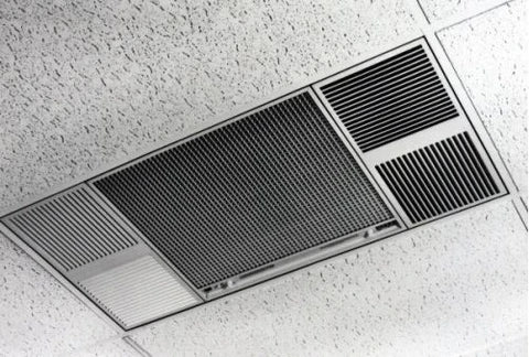 SmokeMaster X-11Q Ceiling-Mounted Electronic Air Cleaner
