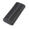 Quality Importers Cigar Case 3 Cigar Leatherette Case