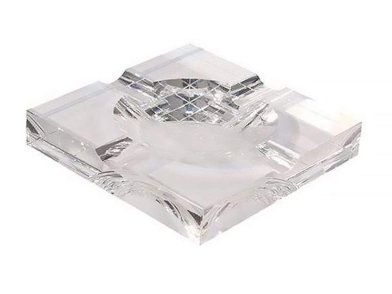 Quality Importers Ashtray 4 Cigar Square Ashtray