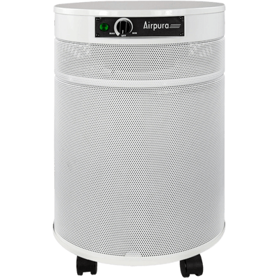 Airpura Air Purifier White C600 Smoke Eater Machine for Chemical & Gas Abatement by Airpura