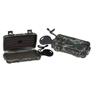 Prestige Travel Humidor Camo Cigar Caddy 5