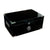 Dakota Full Black Cigar desktop humidor | 120 Cigars black