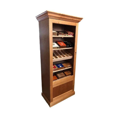 Deluxe 1000 Display Humidor Cabinet 3000 cigars