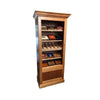 Deluxe 1000 Display Humidor Cabinet 3000 cigars review