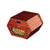 Quality Importers Desktop Humidor Don Salvatore Cuban Wheel Humidor