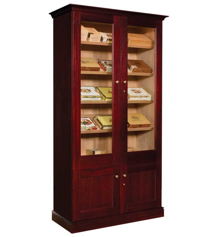 Elegant Bar Display Humidor Elegant 1500 Traditional Humidor Display
