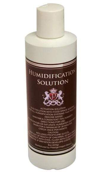 Prestige Humidifier Humidifier Solution Item# PGSOL