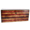 Humidor Supreme Old Glory American Flag key