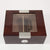 "Bey-Berk Desktop Humidor ""Default Title"" Lacquered ""Walnut"" Wood Humidor"