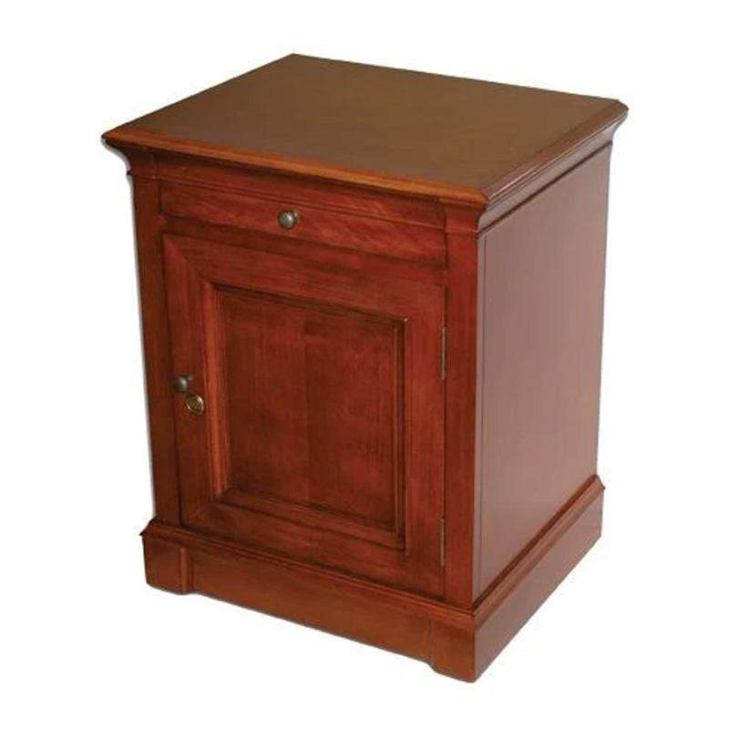 Lauderdale End Table Cigar Cabinet Humidor Quality Importers