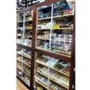 Model 3 All Glass Electronic Cigar Humidor Display Cabinet set