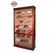 Elegant Bar HUMIDOR Model 4 Commercial Cigar Humidor Cabinet, one of the best humidor cabinets
