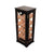 Quality Importers Deluxe Vertical POP Display Humidor