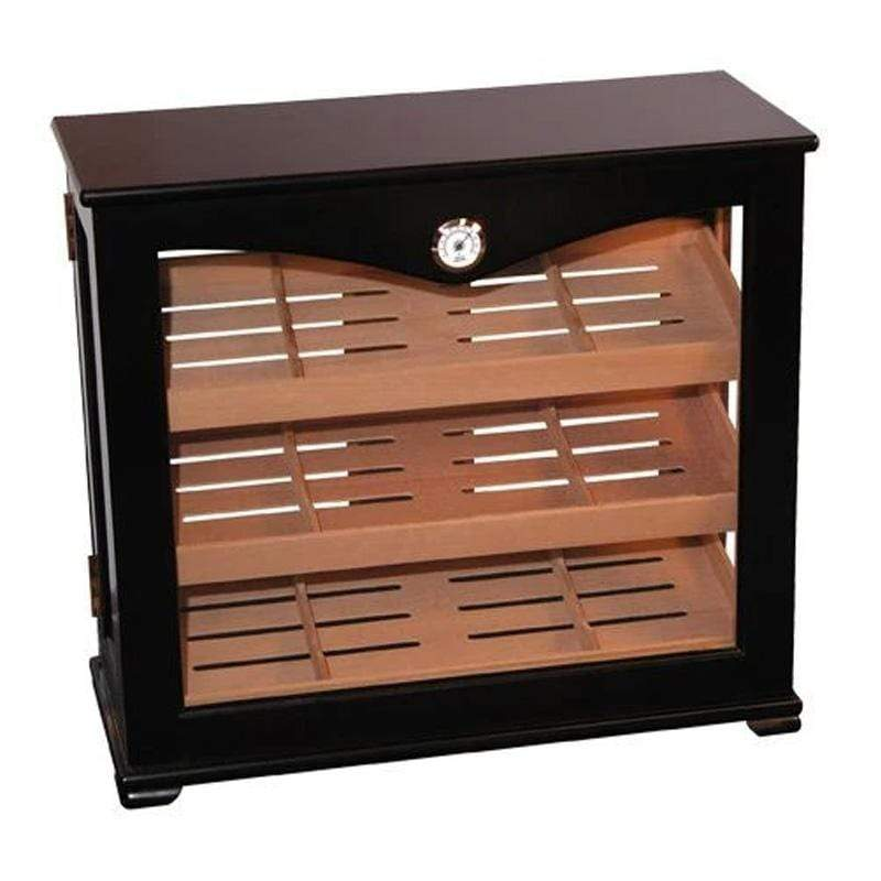 Quality Importers Point of Sale Display Humidor 6