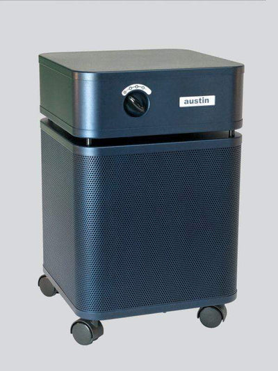 Austin Air Air Purifier Midnight Blue The Bedroom Machine For Chemicals, Smoke & Odor Removal