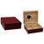 The Chalet Cherry Finish Cigar Humidor l 25-50 Cigars