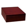 The Chalet Cherry Finish Cigar Humidor l 25-50 Cigars box