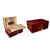 The Monte Carlo Cherry Finish Cigar Humidors l 120 Cigars