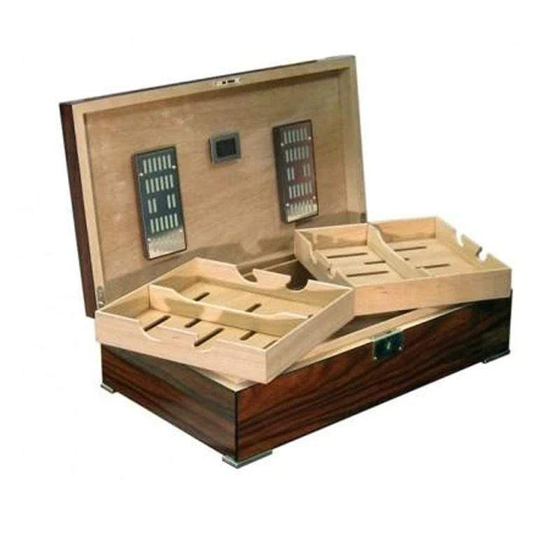 The Salvador Brazilian Rosewood Cigar Humidor | 250 Cigars