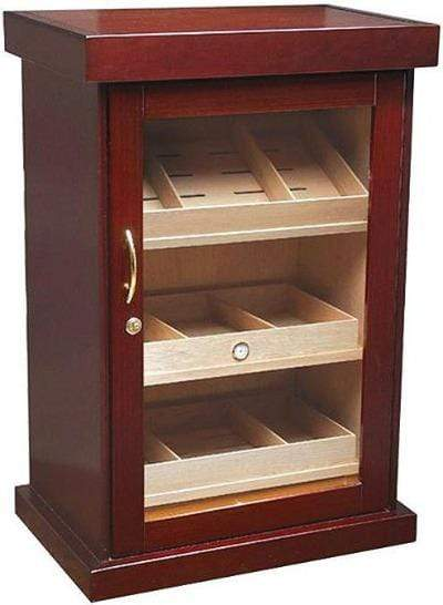 Prestige Desktop Humidor The Spartacus Humidor Cabinet | 1,000 Cigars, one of the best cigar cooler humidor cabinets