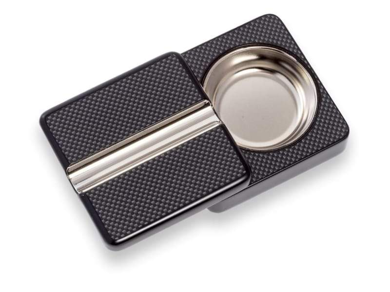 Quality Importers Ashtray Twistable Ashtray Carbon Fiber
