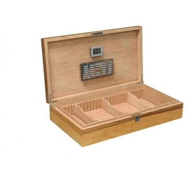 Winchester Apple Wood Cigar Humidor | 180 Cigars open box