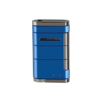 Quality Importers Lighter Reef Blue Xikar Allume Single Lighter