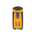 Quality Importers Lighter Burnt Yellow Xikar HP3 Lighters
