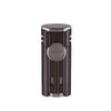 Quality Importers Lighter Black Xikar HP4 Quad Lighter