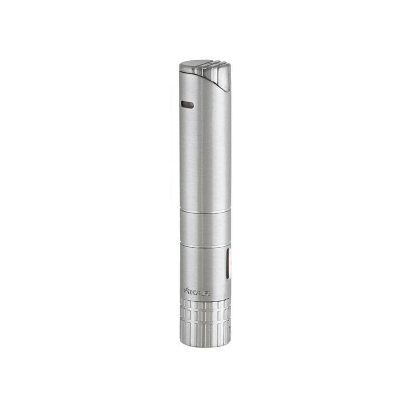 Quality Importers Lighter Silver XIKAR Turrim Lighters