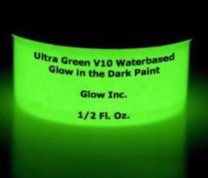 Glow! in the Dark Paint