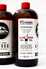 Mrs. Jones Coffee - One to One Coffee Concentrate | Everyday Blend