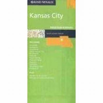 Kansas City Rand McNally Map