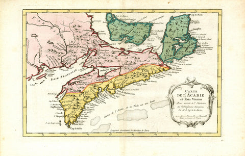 2510/2 Nova Scotia, 1773, Harrevelt