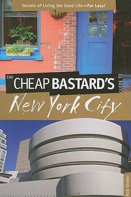The Cheap Bastard's Guide to New York City 5e