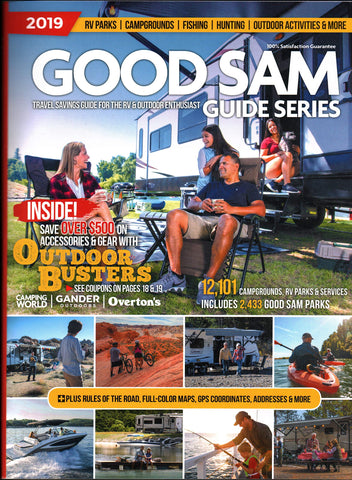 2019 North American RV Travel & Savings Guide