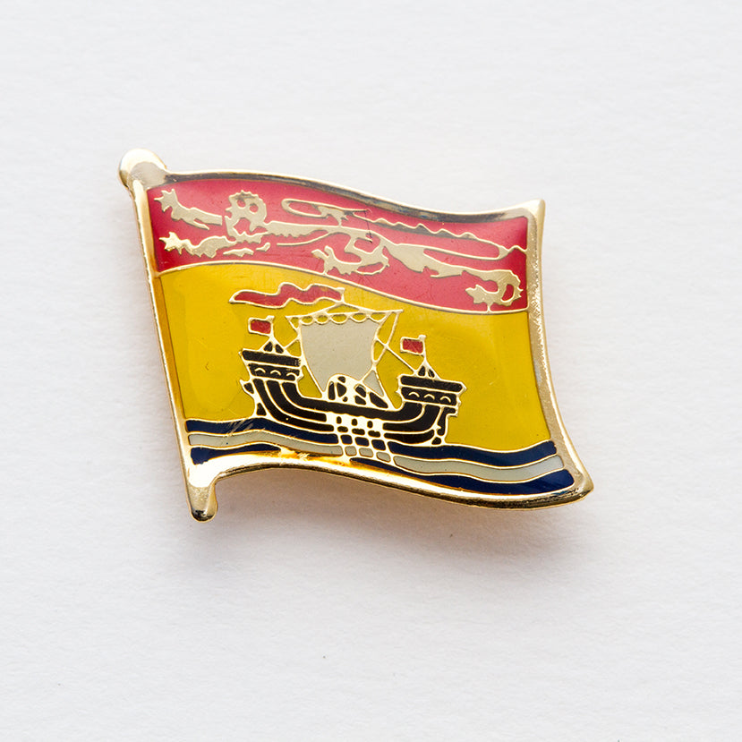 New Brunswick Lapel Pin
