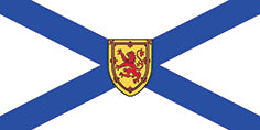 Nova Scotia 24x36 Flag