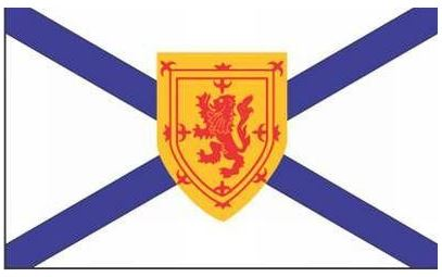 "Nova Scotia Flag 36""x72"""