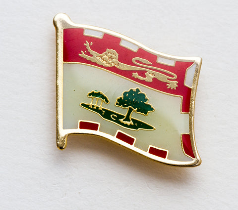 Prince Edward Island Lapel Pin