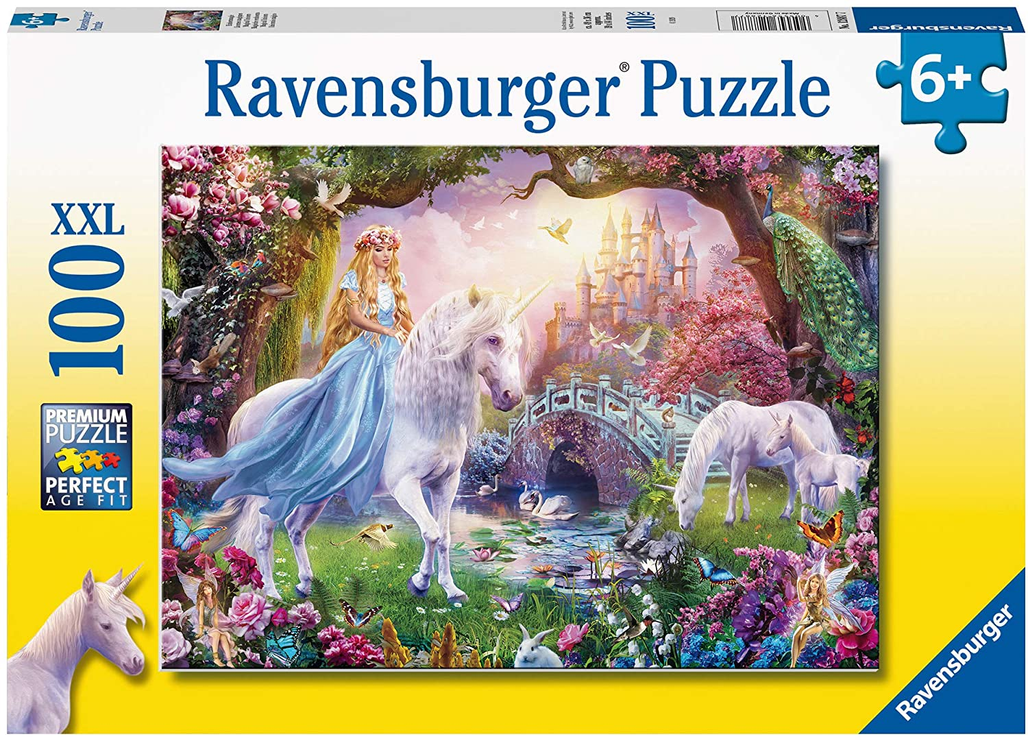 Unicorn Magic Puzzle 100 pc