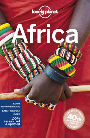 Africa Lonely Planet 13e